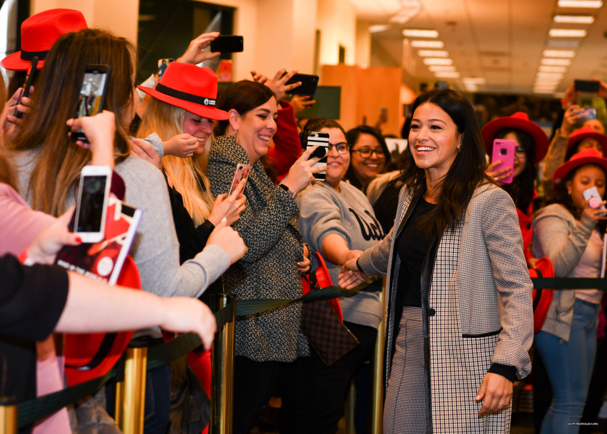 Photos: Gina Celebrates 'Who In The World Is Carmen Sandiego?' Book at Barnes and Noble