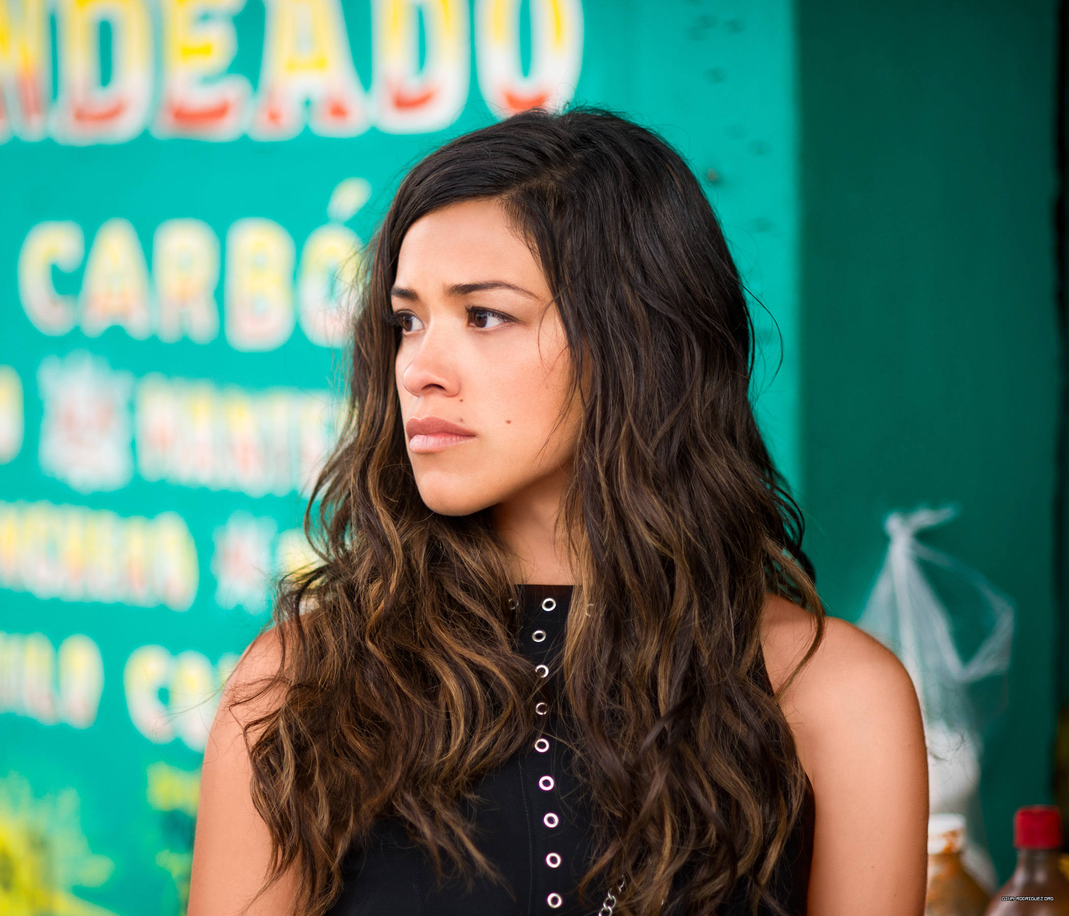 Press/Video/Photos: Gina Rodriguez is an action star in the first trailer for Miss Bala